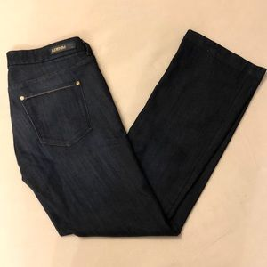 H&M Dark Wash &Denim Bootcut Jeans SZ 32
